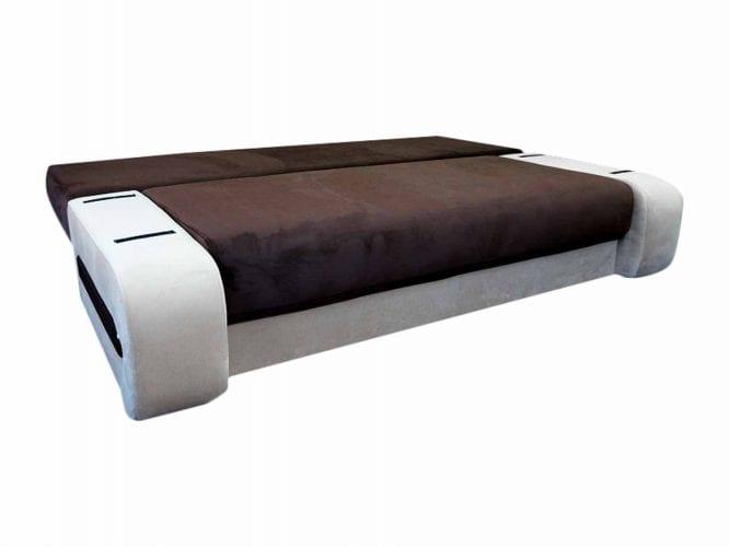 Rozkładana nowoczesna kanapa