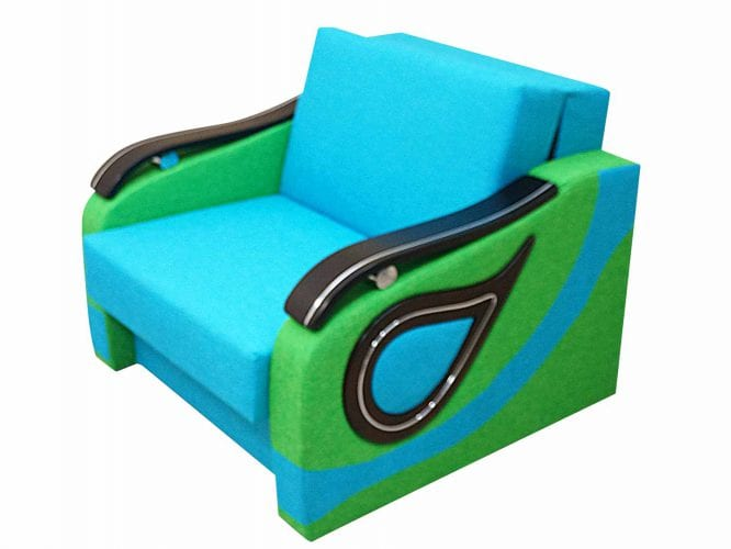 Awangardowy fotel