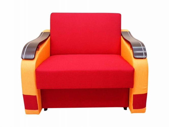 Fotel awangardowy