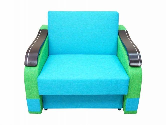 Kolorowy fotel