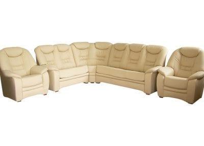 Narożnik Manhattan+ 2 Fotele