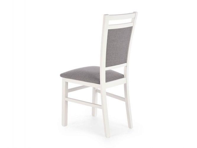 Białe Krzesła do jadalni nowoczesne