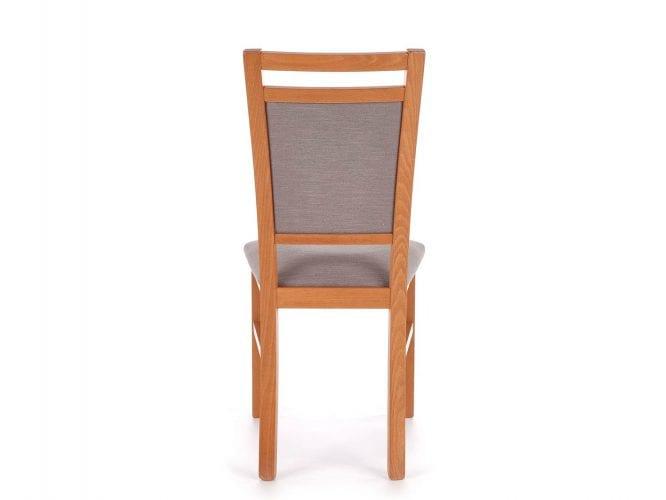 Krzesło do salonu w kolorze olchy